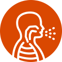 Dry Cough Icon